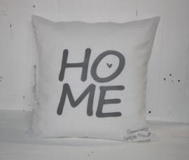 """Kussen """"Home"""""""