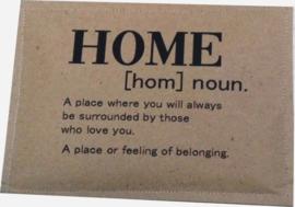 Geursachet A6 HOME - definition 6 st.