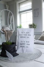 Geursachet Craft wit XL Happy the Home 4st.