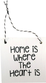 SSQ : Home is where the heart is 6 st.