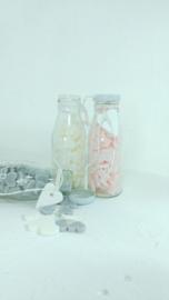 Zeephartjes in flesje (250ml) 2 st.