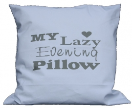 "Kissen 60x60 ""Lazy Pillow""  1 Stk."