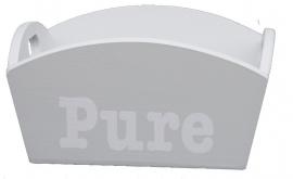 """Baustelle groß 'Pure"""" grau 2 St."""