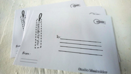 Envelope Geursachet 6 st.