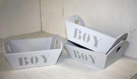 Dienblad BOY 2 stuks