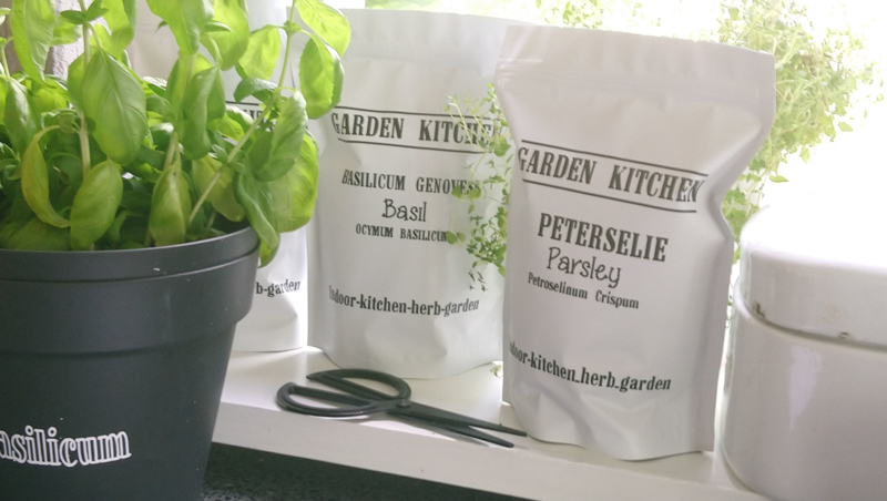 Garden Kitchen - Assorti Kruiden 6 st.