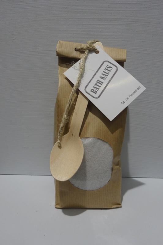 Paperbag badzand grijs 2 st.
