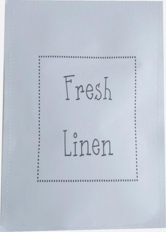 Geursachet Fresh Linen  6 st.