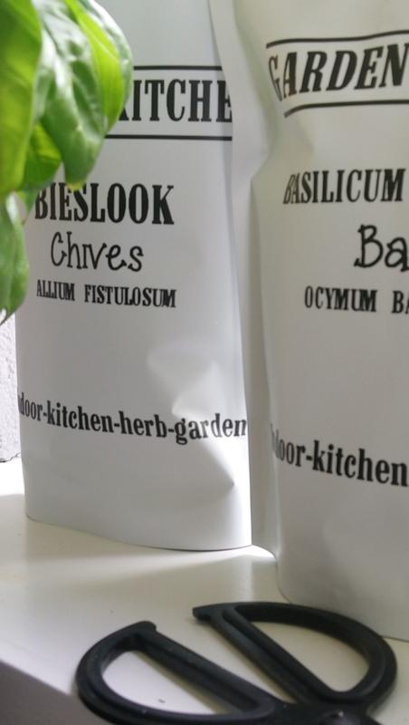 Garden Kitchen - Bieslook 4 st.
