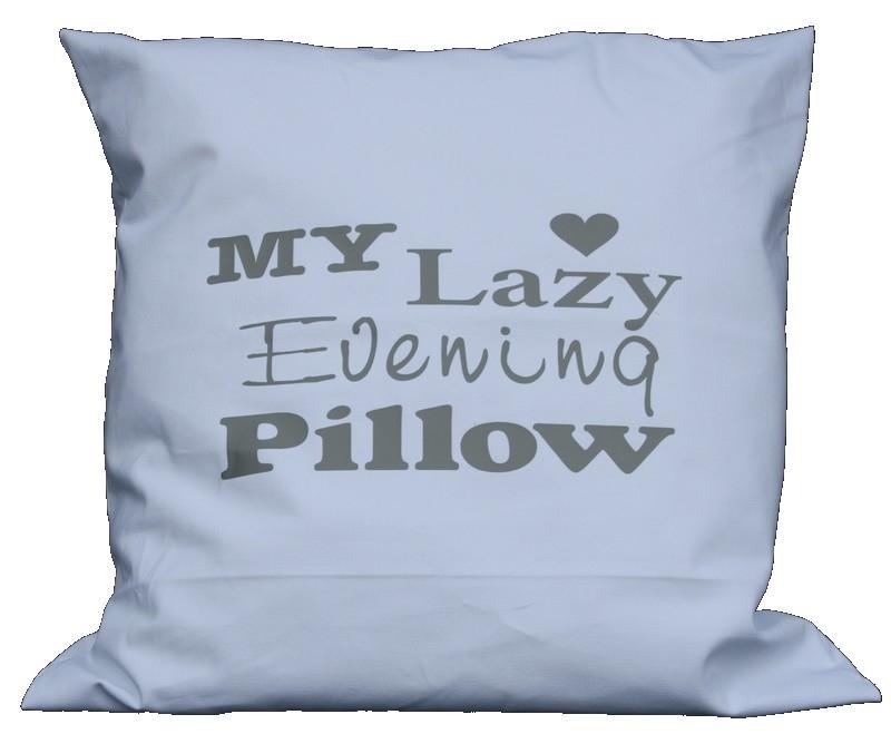 """Kussen 60 """"Lazy Pillow """""""