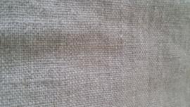 Sober stoer shabby linnen vergrijsd met strikken.