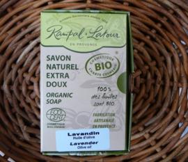 Biologisch zeep Lavendin Rampal Latour