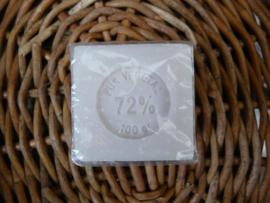 Blokje zeep wit met ezelinnenmelk Lumière de Provence