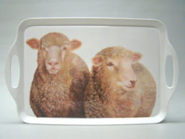 Dienblad klein schapen Leonardo