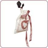 Potpourrie zakje roze Romantic Rose Clayre & Eef