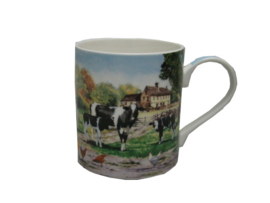 Mok Farmyard Cow Leonardo
