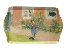 Melamine dienblad Brita`s Garden - Carl Larson