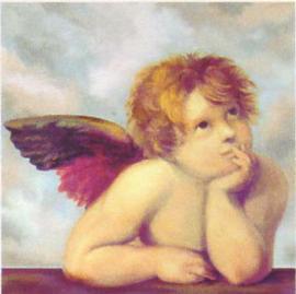 Geur envloppe / geursachet Angel