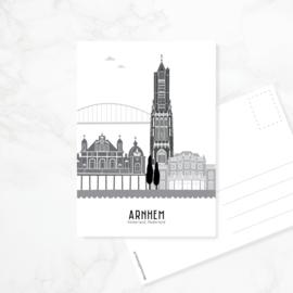 Ansichtkaart Arnhem