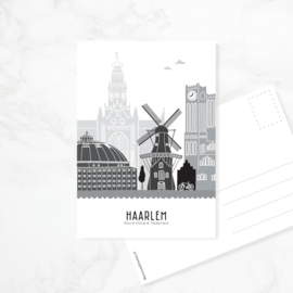 Ansichtkaart Haarlem