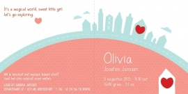 Wereldbol - Olivia