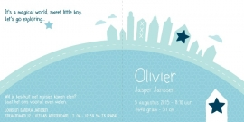 Wereldbol - Olivier