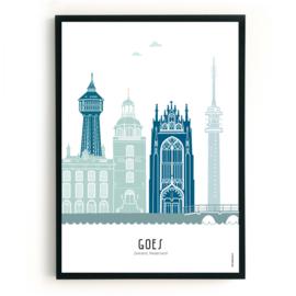 Poster Goes - Custom-made