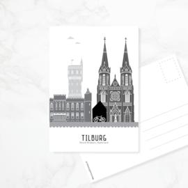 Ansichtkaart Tilburg