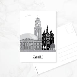 Ansichtkaart Zwolle