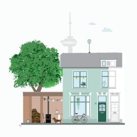 Huisportret  Doorn