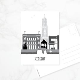 Ansichtkaart Utrecht