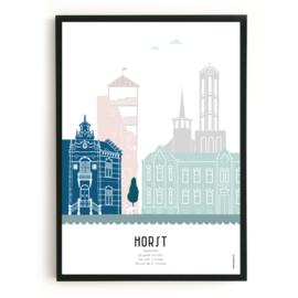 Horst | A3 Poster - kleur SALE