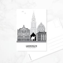 Ansichtkaart Groningen