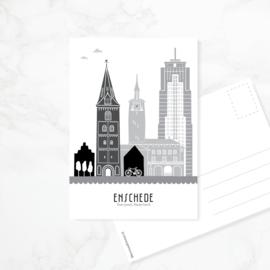 Ansichtkaart Enschede