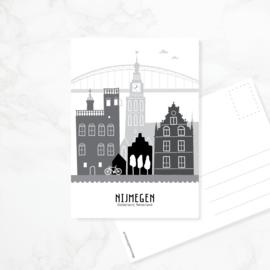 Ansichtkaart Nijmegen