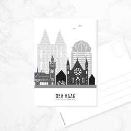Ansichtkaart Den Haag