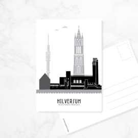 Ansichtkaart Hilversum