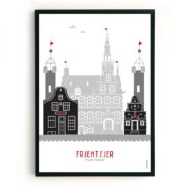 Poster Franeker (Frjentsjer)