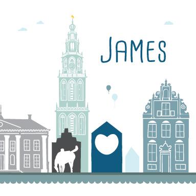 Groningen - James