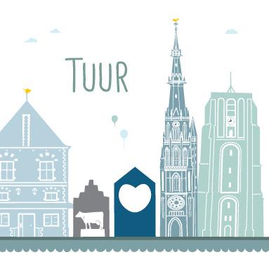 Leeuwarden - Tuur