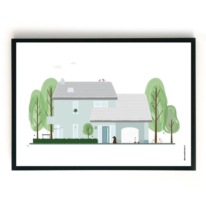 Huisportret Deventer
