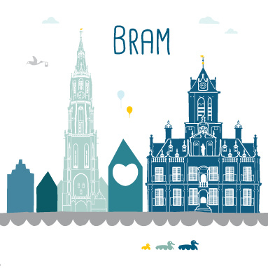 Delft - Bram