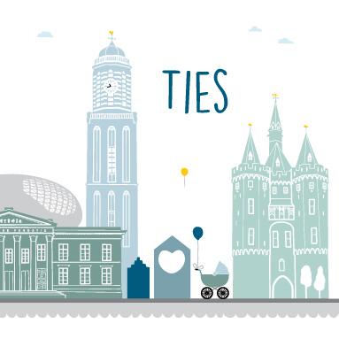 Zwolle - Ties