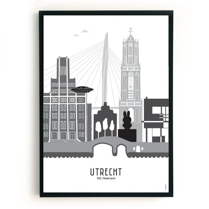 Poster Utrecht - 030
