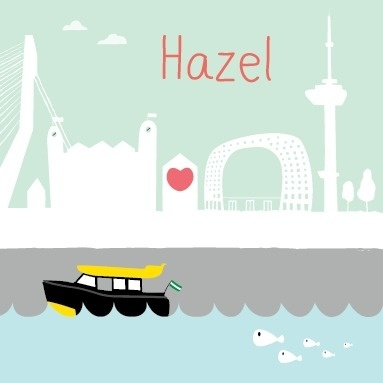 Rotterdam - Hazel
