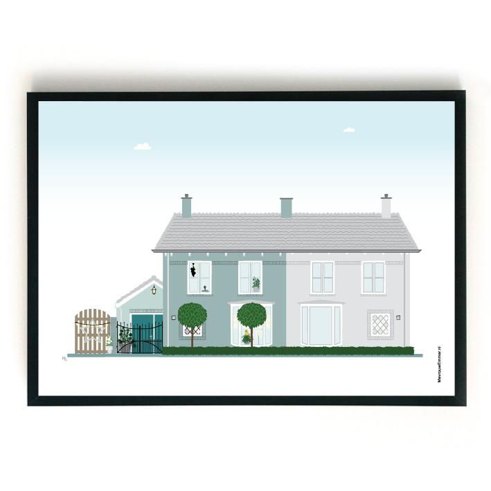 Huisportret Culemborg