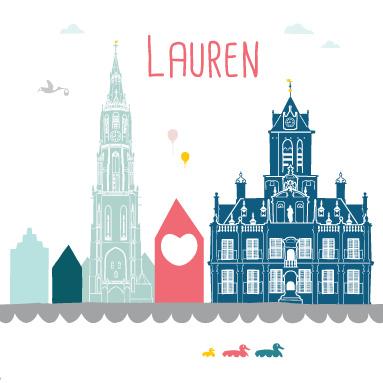Delft - Lauren