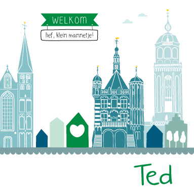 Deventer - Ted