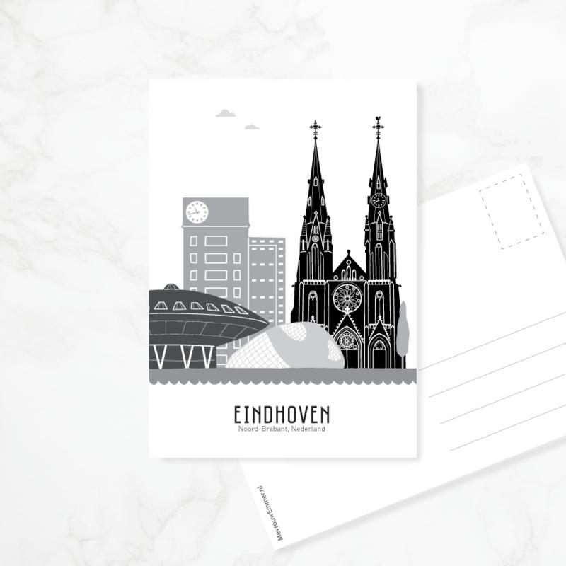 Ansichtkaart Eindhoven