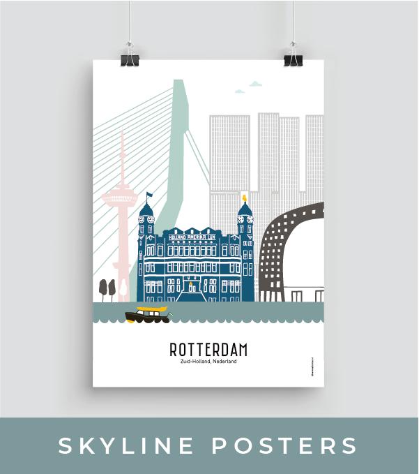 skyline illustraties